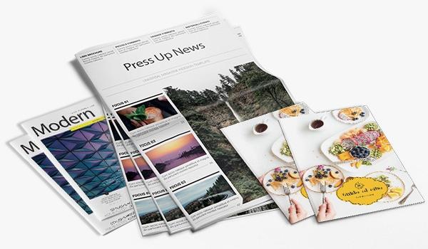 df50b951ef5af5 Stampa cataloghi, riviste e brochure online - PressUP