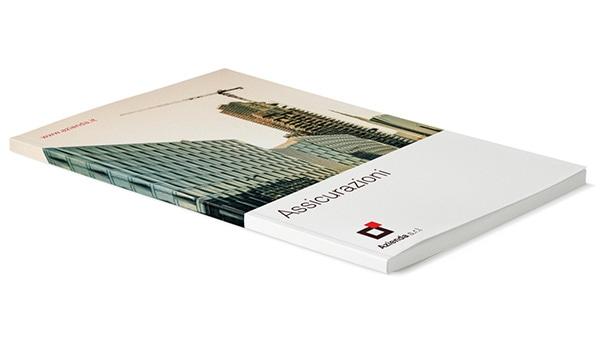 Cataloghi Brossura Fresata