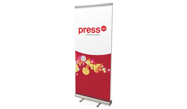 Roll-Up Deluxe Bifacciale
