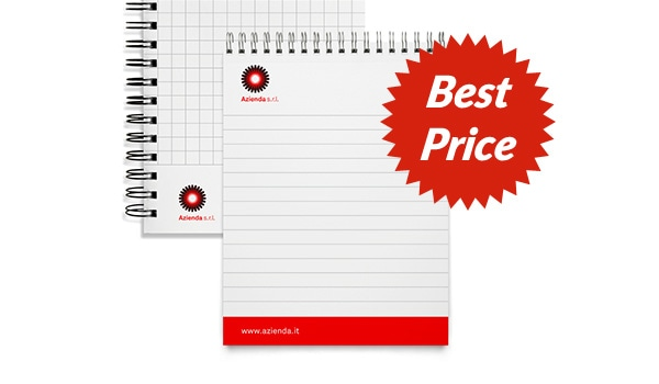 Block notes best price