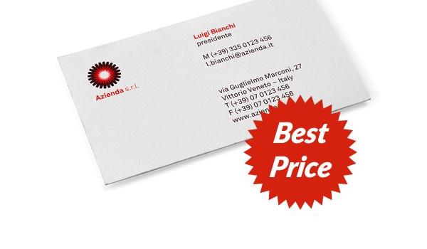Stampa biglietti da visita online doppi triplex letter for Biglietti da visita online