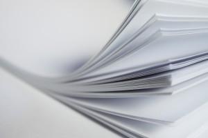 Che carta usare nelle stampe online di brochure?