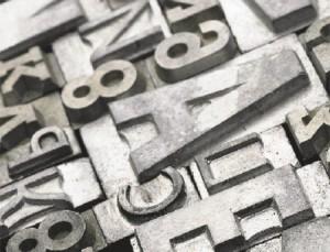 4. evoluzione font