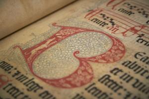 1. bibbia gutenberg