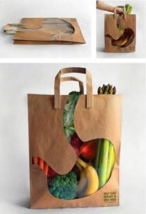 1. shopping bag