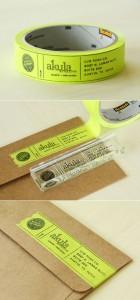 etichette adesive in bobina 1